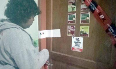 KPK Tangkap Bupati Jombang, Segel Ruangan Kepala Dinkes