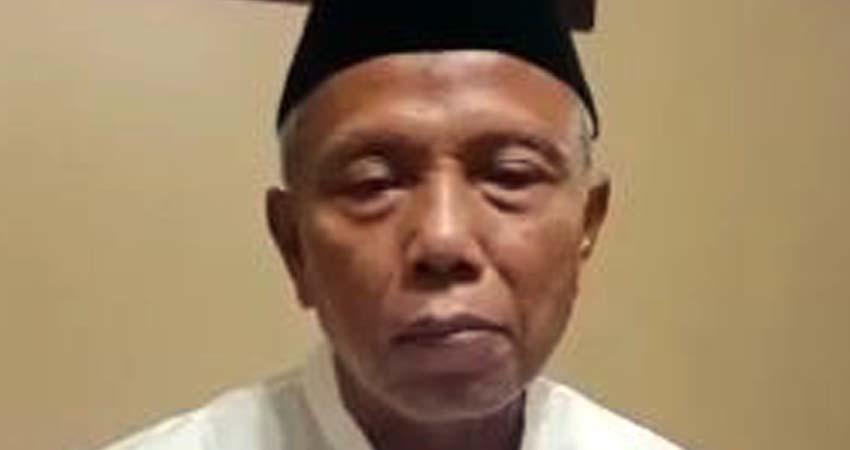 Kyai Mustain Hasan Darul Ulum Jombang, Apresiasi TNI-Polri Amankan Pelantikan Presiden RI