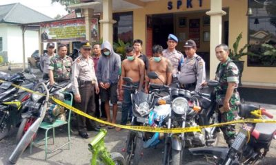 Transaksi Motor Bodong, Dua Curanmor Disergap Polisi