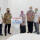PG Tjoekir Salurkan Bantuan 3 Ton Gula ke Bupati Jombang