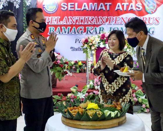 Pengurus BAMAG Jombang Dilantik, Herry Soesanto Jadi Ketua Lagi