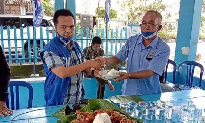 Subur Sembiring Dipecat, Ketua Demokrat Jombang Gelar Tasyakuran