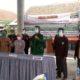 Sosialisasi tanaman hidroponik yang digelar APTI bersama Dinas Lingkungan Hidup Provinsi Jatim
