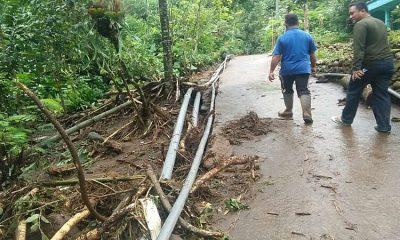 Empat Dusun di Wonosalam Jombang Terancam Krisis Air Bersih Akibat Banjir