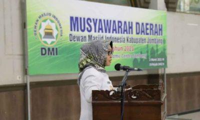 Bupati Jombang Ajak DMI Kembalikan Fungsi Masjid Secara Menyeluruh